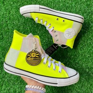 Converse All Star Chuck Taylor Ctas Hi Lemon Yello